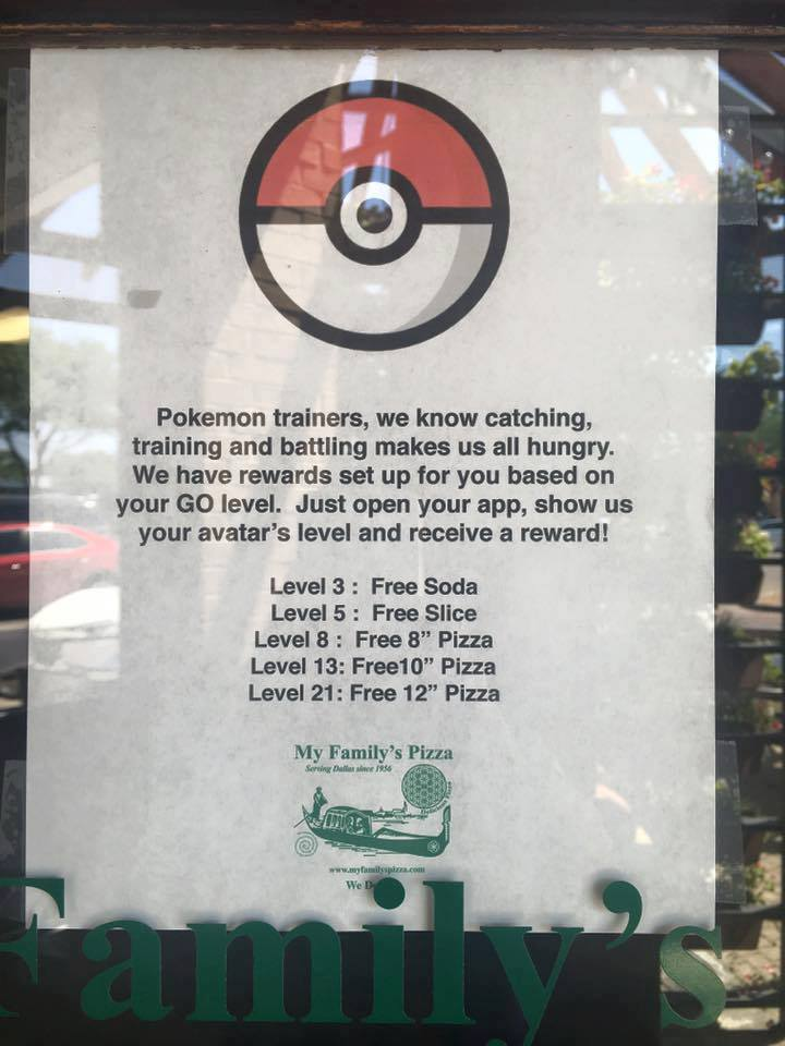 Promo Pokemon GO