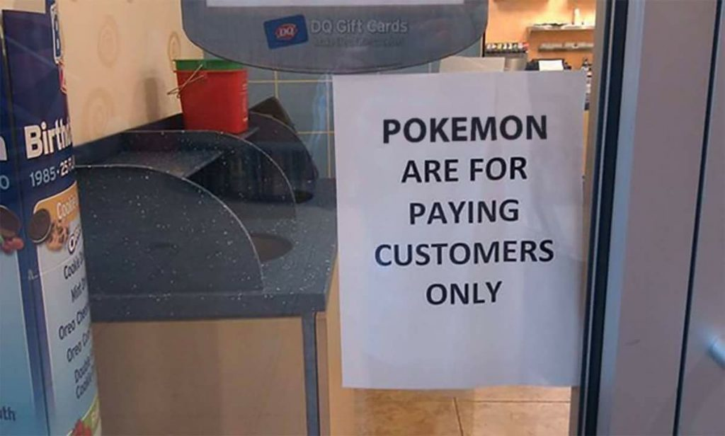 pokemon go local marketing 2